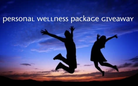 Personal Wellness Package Giveaway