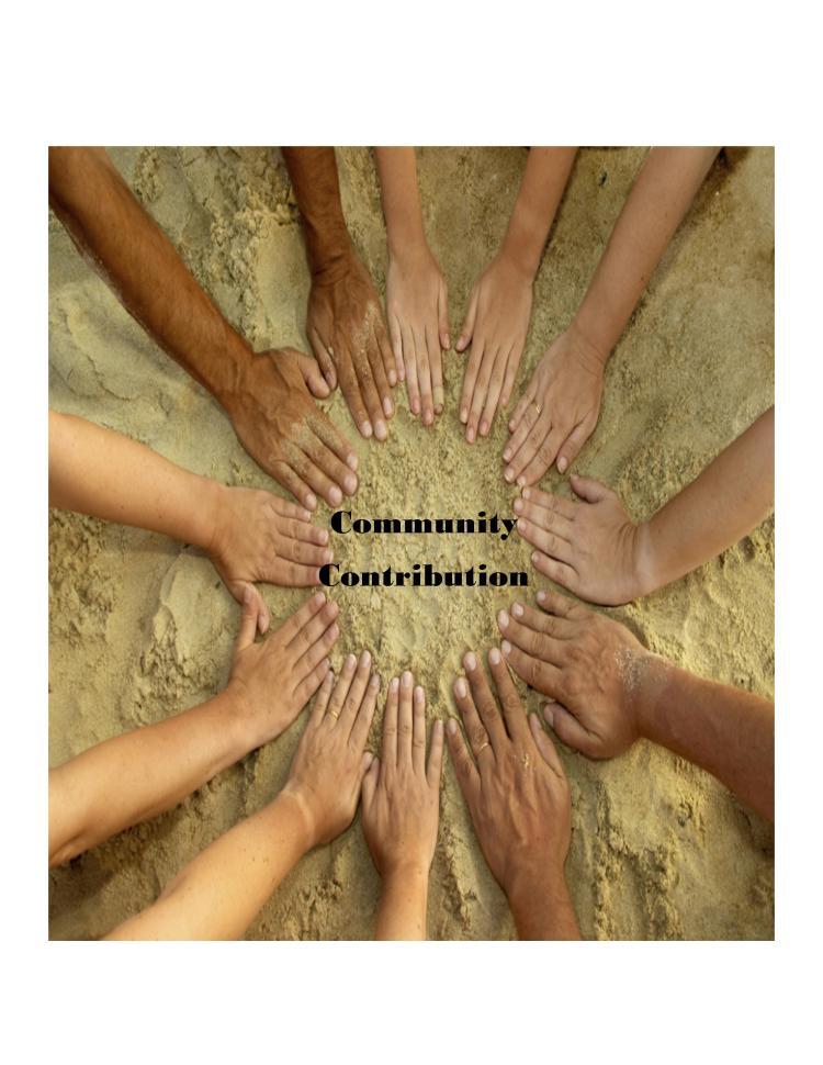 community contribution1