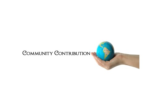 community contribution world